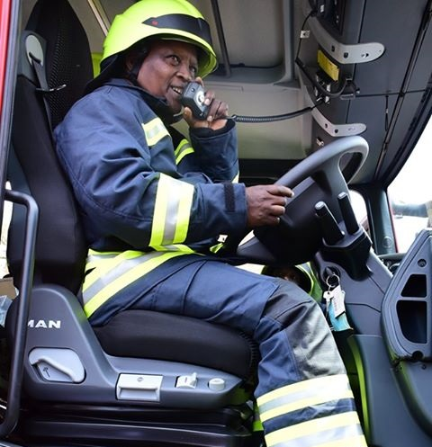 EFFORTS TO MITIGATE FIRE DISASTERS IN THE COUNTY: