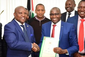 NYERI FINANCE BILL 2019 SIGNED INTO ACT