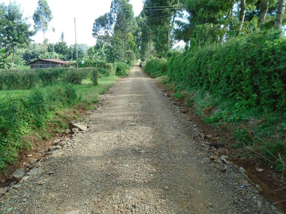 Upgrade of Kiangengi Road