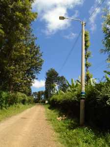 New Streetlights