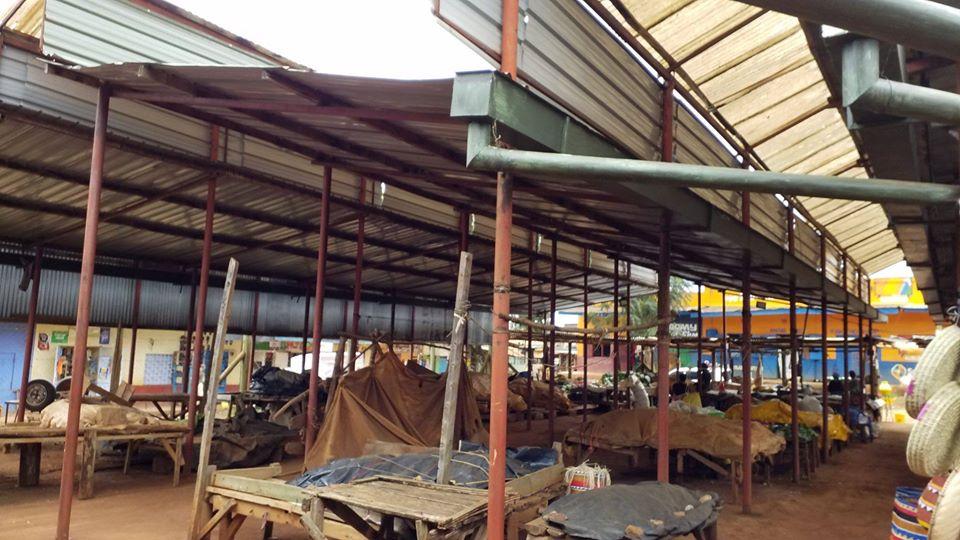 Gakindu Market, Mukurweini, Nyeri County