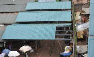 Kanyaago Market, Nyeri Town