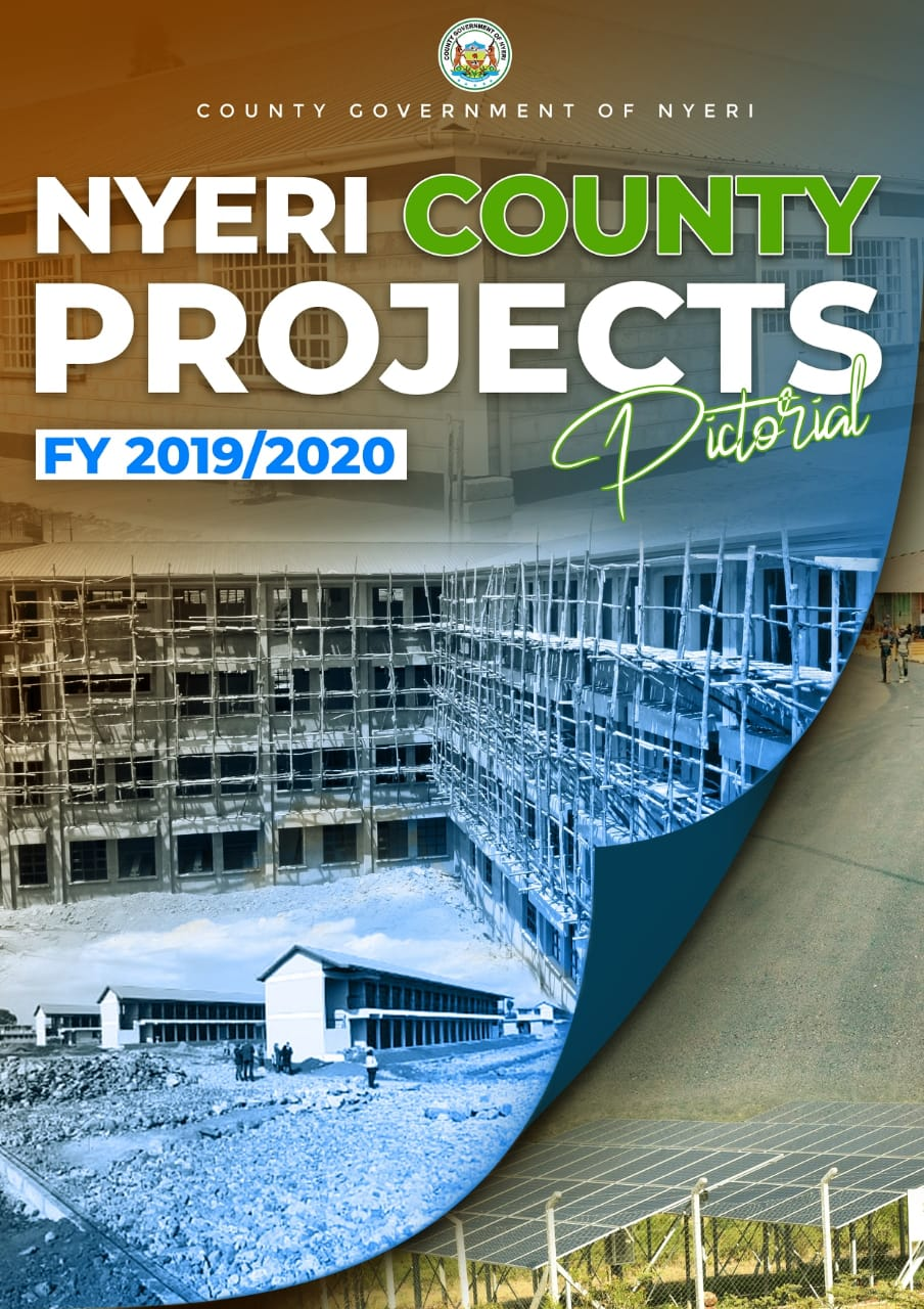 NYERI COUNTY PROJECTS 2019/2020