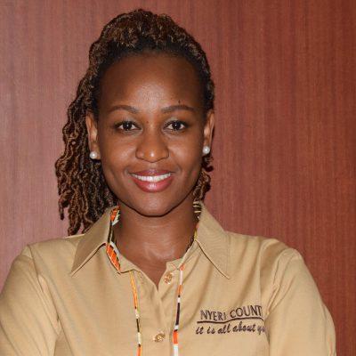 Diana Kendi CEC Tourism and Trade