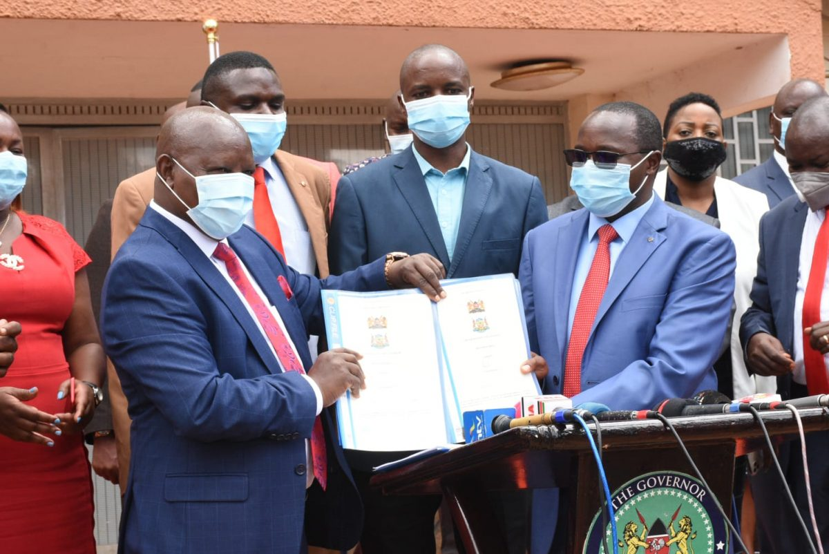 How the four new Nyeri Bills will benefit locals