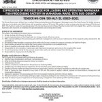 EXPRESSION OF INTEREST (EOI) FOR LEASING AND OPERATING WAMAGANA FISH PROCESSING FACTORY IN WAMAGANA WARD, TETU SUB-COUNTY